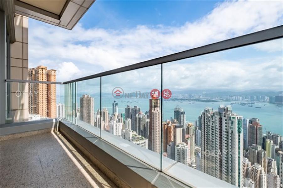Luxurious 4 bedroom with balcony & parking | Rental, 39 Conduit Road | Western District | Hong Kong, Rental HK$ 200,000/ month