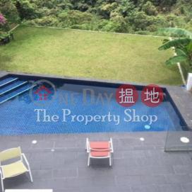 Sai Kung - Beautiful House with Lawn Garden & Private Pool|慶徑石村屋(Hing Keng Shek Village House)出售樓盤 (INFO@-2705888350)_0