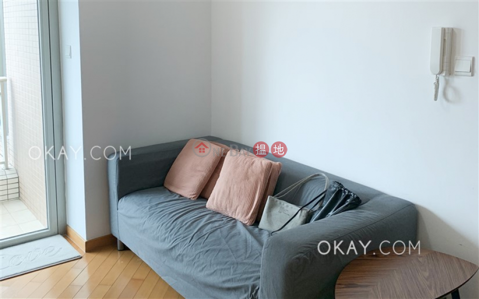 Charming 2 bedroom on high floor with balcony | For Sale 3 Wan Chai Road | Wan Chai District | Hong Kong | Sales | HK$ 13M