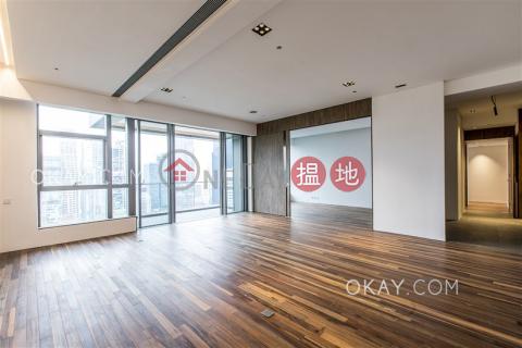 Rare 3 bedroom with balcony & parking | Rental|Caine Terrace(Caine Terrace)Rental Listings (OKAY-R356868)_0