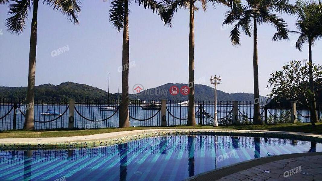 香港搵樓|租樓|二手盤|買樓| 搵地 | 住宅出售樓盤|~ 迷人全海景巨廳 圍牆大閘私隱高 ~《南圍村買賣盤》
