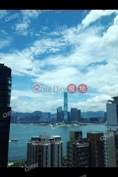 環境清靜,實用兩房,環境優美,維港海景俊陞華庭買賣盤68-82高陞街 | 西區香港|出售HK$ 1,028萬