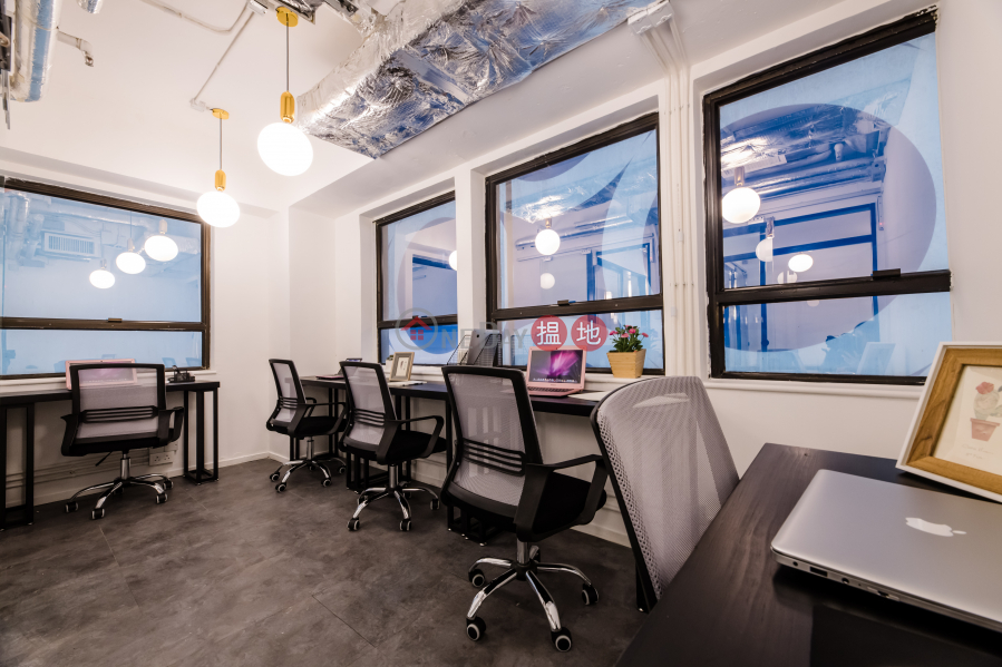 Property Search Hong Kong   OneDay   Office / Commercial Property, Rental Listings, Co Work Mau I Private Office (5-pax) $12000 per month