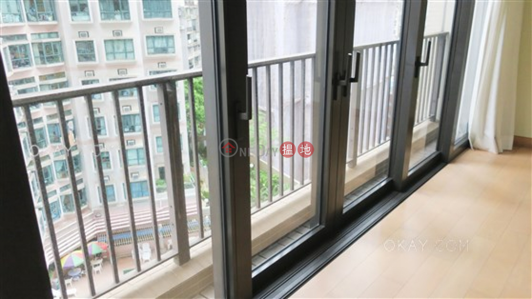 Gorgeous 2 bedroom with balcony | For Sale | The Babington 巴丙頓道6D-6E號The Babington Sales Listings