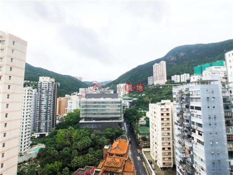 Lovely 2 bedroom on high floor with balcony | Rental | 7A Shan Kwong Road | Wan Chai District Hong Kong | Rental HK$ 43,000/ month
