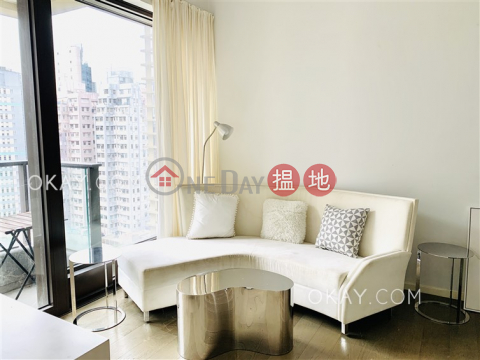 Luxurious 1 bedroom with balcony | Rental|The Pierre(The Pierre)Rental Listings (OKAY-R209623)_0