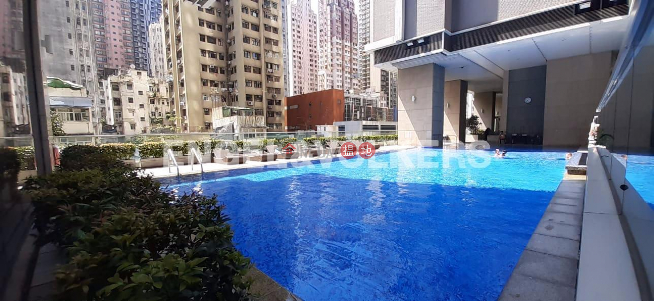 1 Bed Flat for Rent in Sai Ying Pun, Island Crest Tower1 縉城峰1座 Rental Listings | Western District (EVHK92693)