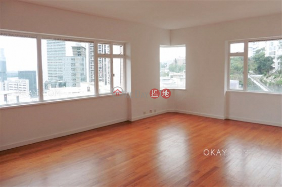 Efficient 3 bedroom with parking | Rental | 6A Bowen Road 寶雲道6A號 Rental Listings