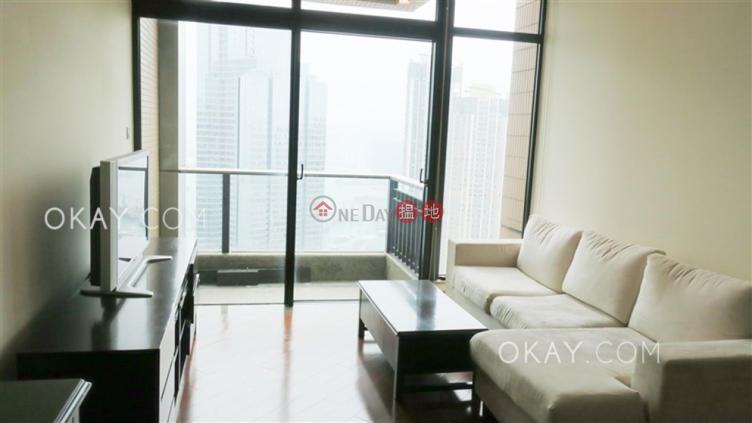Popular 3 bed on high floor with sea views & balcony | Rental | The Arch Sun Tower (Tower 1A) 凱旋門朝日閣(1A座) Rental Listings