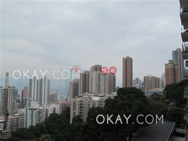 HK$ 70M Po Shan Mansions Western District, Efficient 4 bedroom with sea views, balcony | For Sale