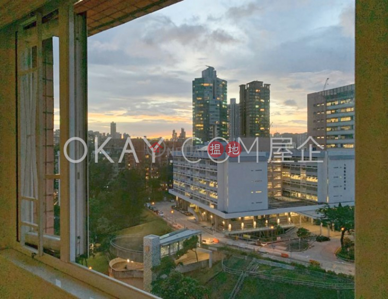Tasteful 3 bedroom on high floor with parking | For Sale | Block 5 Balwin Court 寶雲閣5座 Sales Listings