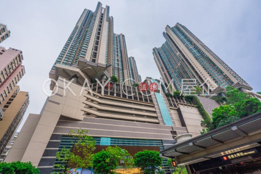 2房1廁,極高層,星級會所寶翠園1期2座出租單位-89薄扶林道   西區香港出租 HK$ 31,800/ 月