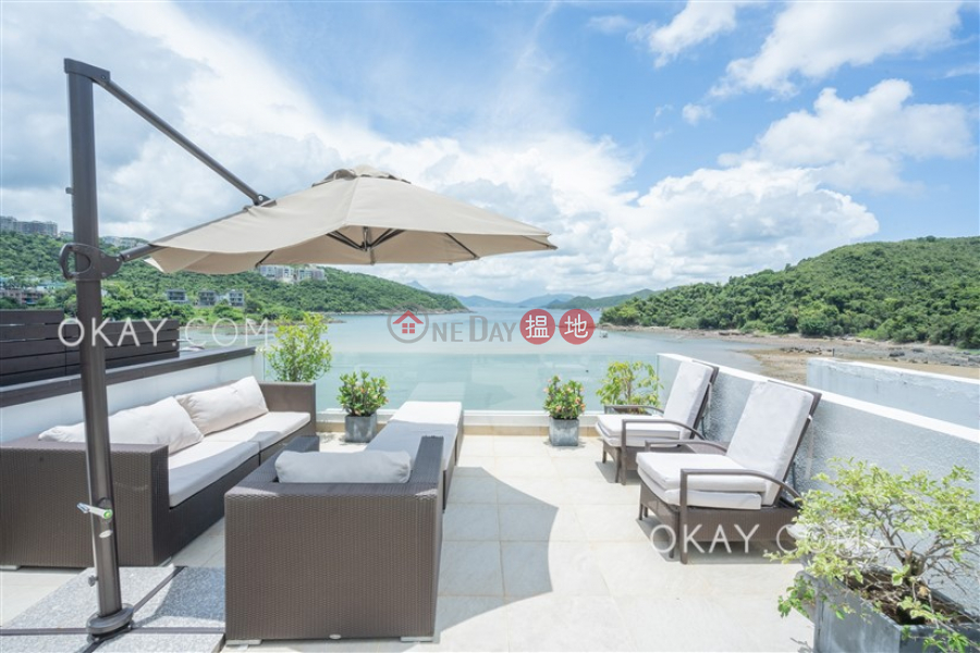 Lovely house with sea views, rooftop & terrace | For Sale Lobster Bay Road | Sai Kung, Hong Kong | Sales HK$ 38M