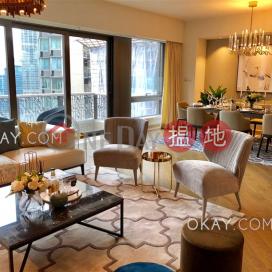 Unique 4 bedroom on high floor with balcony & parking | Rental