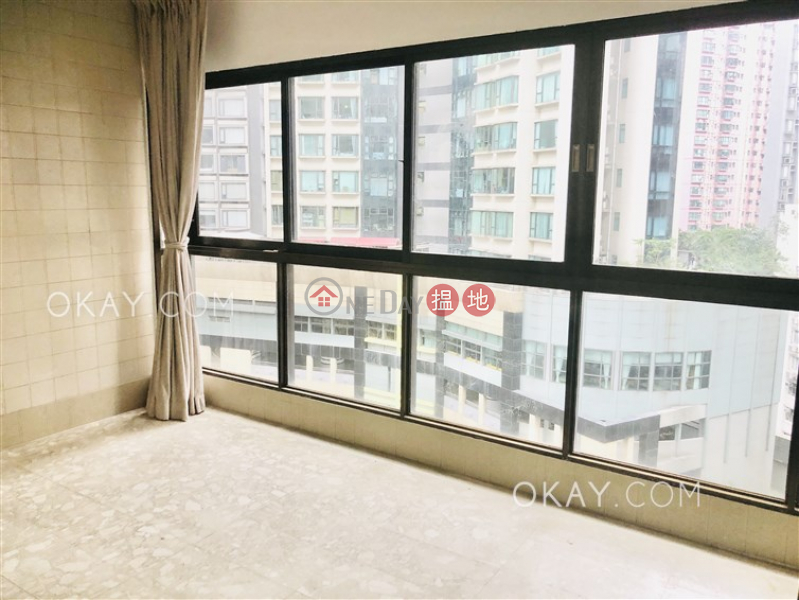 Unique 3 bedroom with balcony & parking | Rental | Palm Court 棕櫚閣 Rental Listings