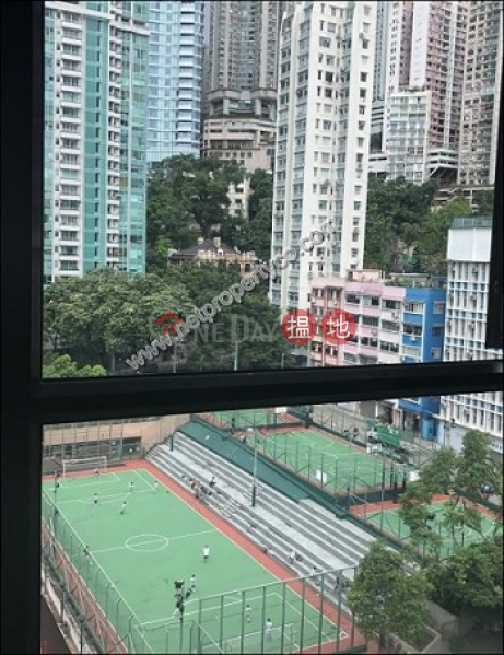 HK$ 24,000/ month | View Villa, Central District | Garden-view unit for rent in Mid-levels Central
