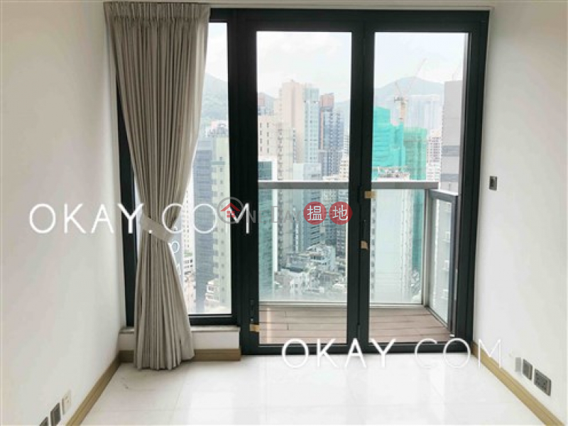 Property Search Hong Kong | OneDay | Residential, Sales Listings Practical 1 bedroom on high floor with balcony | For Sale