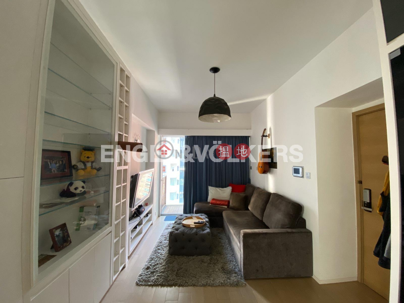 HK$ 32,000/ 月-Soho 38-西區|西半山兩房一廳筍盤出租|住宅單位