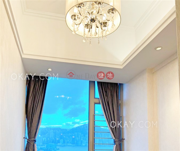 HK$ 60,000/ month | Tower 1 One Silversea | Yau Tsim Mong, Tasteful 4 bedroom with balcony | Rental