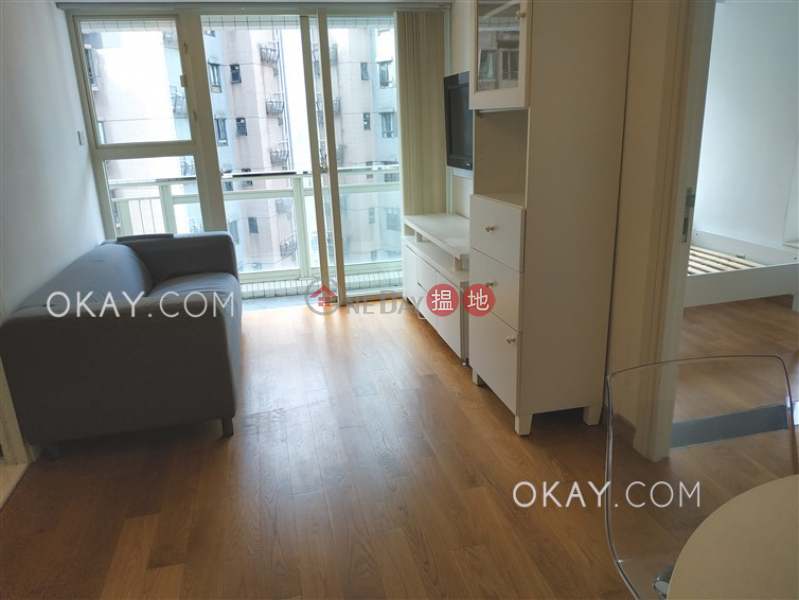 Lovely 1 bedroom on high floor with balcony   For Sale   Centrestage 聚賢居 Sales Listings