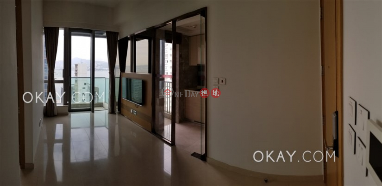 Nicely kept 2 bed on high floor with sea views | For Sale | Imperial Kennedy 卑路乍街68號Imperial Kennedy Sales Listings