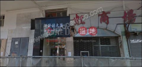 Ground Floor Shop for Rent|Wong Tai Sin DistrictSan Po Kong Mansion(San Po Kong Mansion)Rental Listings (A054802)_0