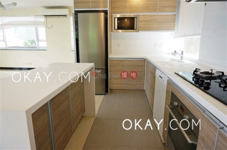 HK$ 55,000/ month   48 Sheung Sze Wan Village   Sai Kung Lovely house with sea views, rooftop & balcony   Rental