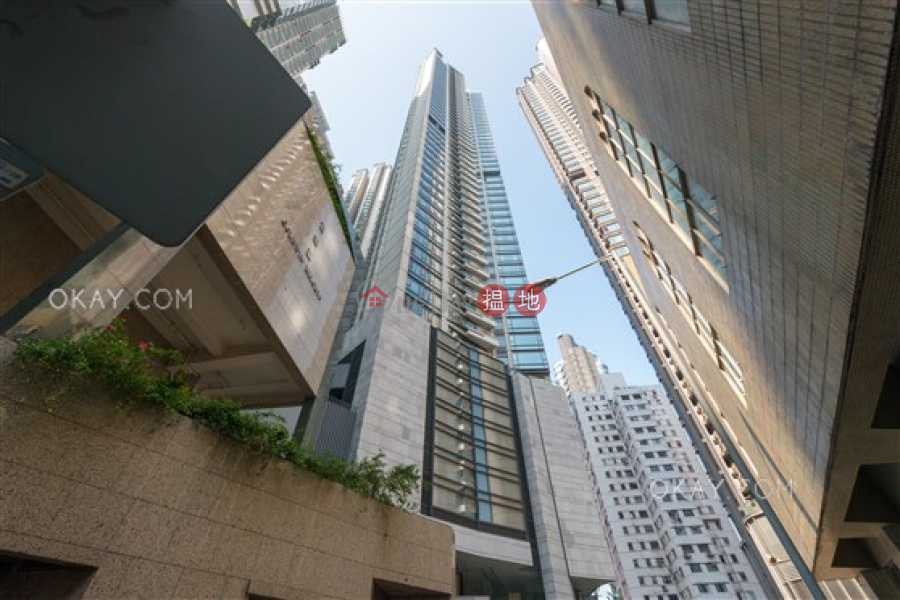 Stylish 3 bedroom on high floor with balcony | For Sale, 2A Seymour Road | Western District | Hong Kong | Sales HK$ 53M