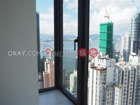 2房1廁,極高層,海景,露台《浚峰出售單位》|浚峰(The Hudson)出售樓盤 (OKAY-S290707)_0