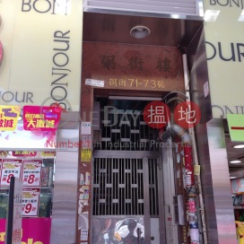 71 Bute Street,Prince Edward, Kowloon