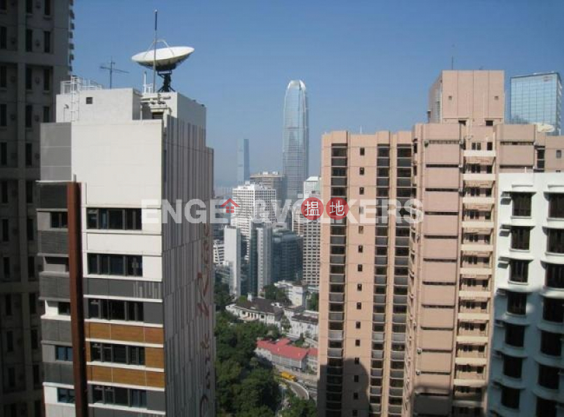 Studio Flat for Sale in Central Mid Levels | St Louis Mansion 雨時大廈 Sales Listings