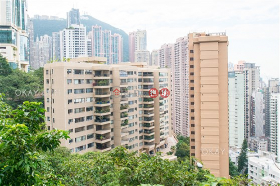 Efficient 4 bed on high floor with balcony & parking | Rental | Grenville House 嘉慧園 Rental Listings