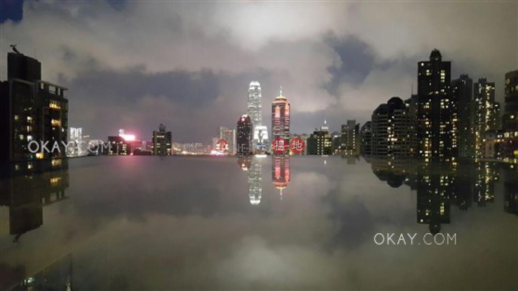 1房1廁,星級會所,露台《星鑽出租單位》88第三街   西區香港 出租HK$ 27,000/ 月