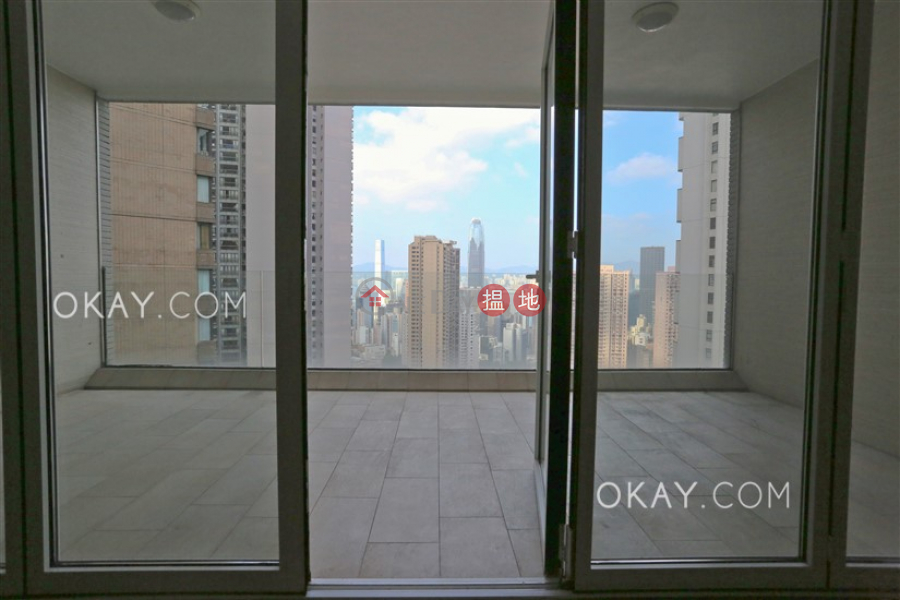 Lovely 4 bedroom with harbour views, terrace | Rental | Tavistock 騰皇居 Rental Listings