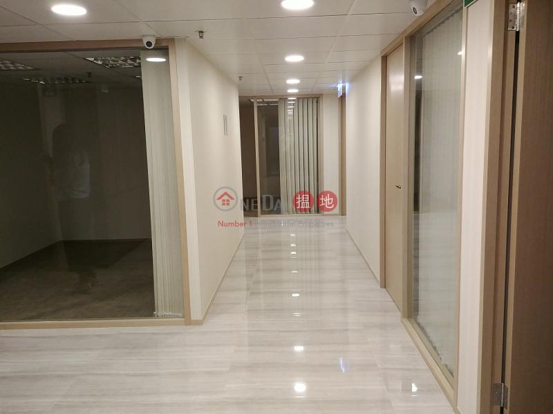 香港搵樓|租樓|二手盤|買樓| 搵地 | 工業大廈出租樓盤-新場 全新裝修 玻璃幕牆 寫字樓工作室