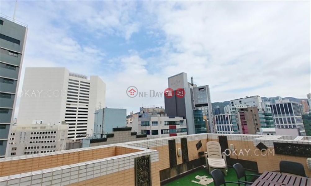 Property Search Hong Kong | OneDay | Residential Rental Listings Rare 1 bed on high floor with harbour views & rooftop | Rental