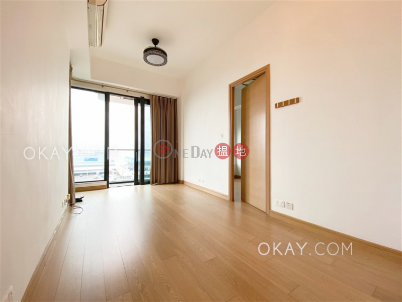 Rare 1 bedroom with balcony | Rental, Upton 維港峰 Rental Listings | Western District (OKAY-R292407)