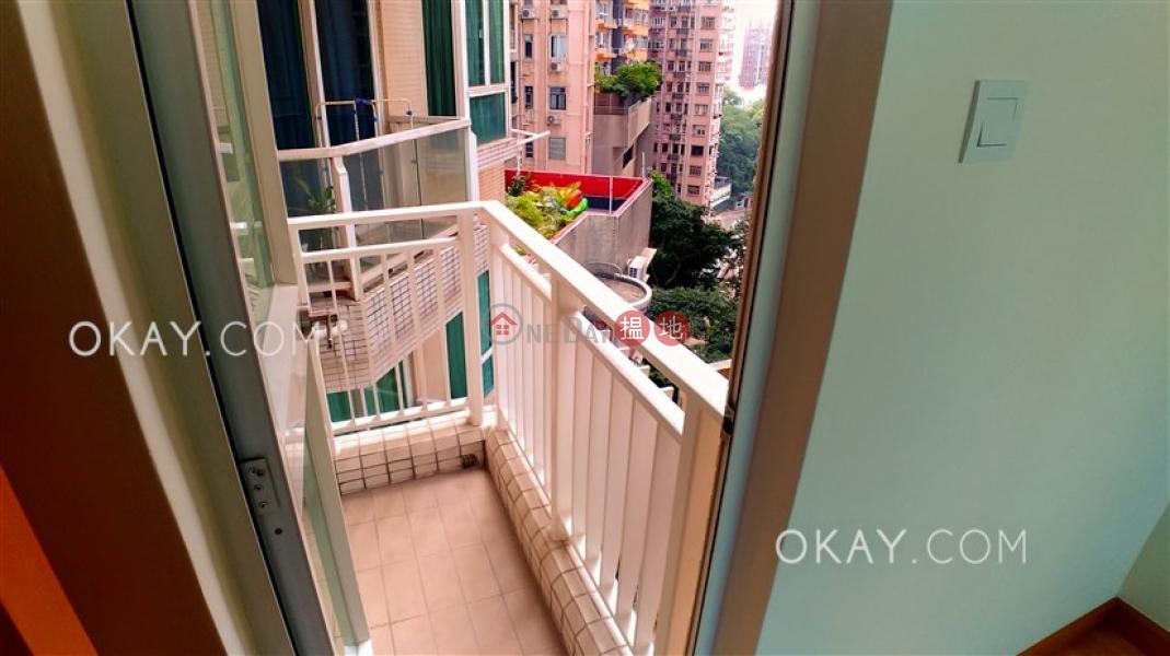 2房1廁,可養寵物,露台《莊士明德軒出租單位》|5聖士提反里 | 西區香港-出租|HK$ 25,000/ 月