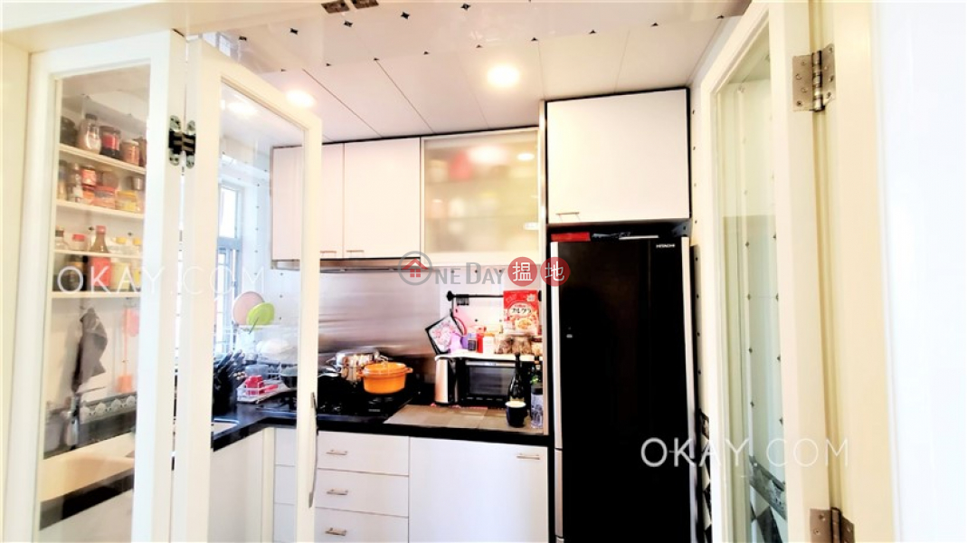 Property Search Hong Kong | OneDay | Residential Rental Listings | Cozy 2 bedroom on high floor with sea views & balcony | Rental