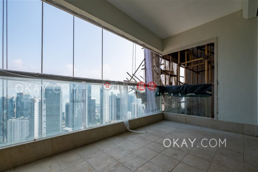 Efficient 3 bed on high floor with balcony & parking | Rental | Borrett Mansions 寶德臺 Rental Listings
