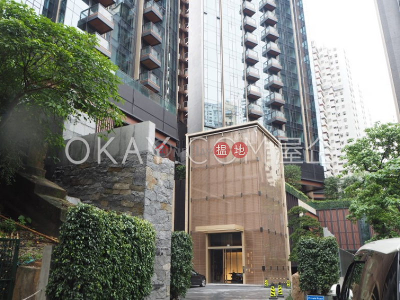 Property Search Hong Kong | OneDay | Residential | Sales Listings, Unique 4 bedroom on high floor with sea views & balcony | For Sale