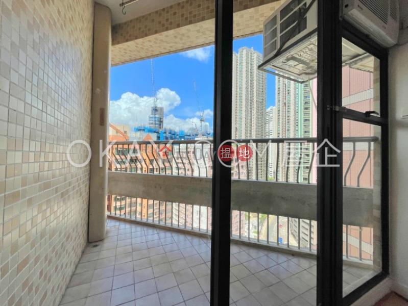 香港搵樓|租樓|二手盤|買樓| 搵地 | 住宅-出租樓盤2房1廁,實用率高,海景,露台富景花園出租單位