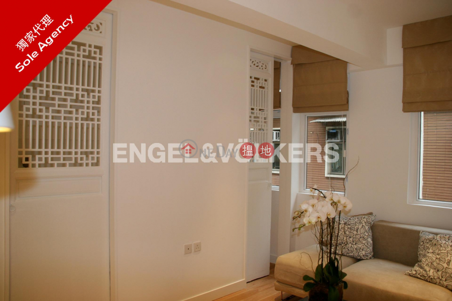 1 Bed Flat for Sale in Soho, 40-42 Gough Street 歌賦街40-42號 Sales Listings | Central District (EVHK85969)