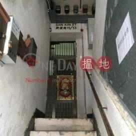San Kin Street 11-13,Sheung Shui, New Territories