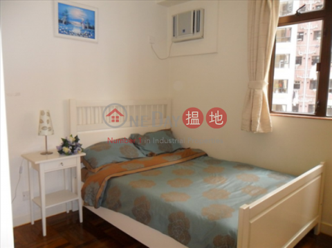 3 Bedroom Family Apartment/Flat for Sale in Central Mid Levels|Roc Ye Court(Roc Ye Court)Sales Listings (EVHK17595)_0