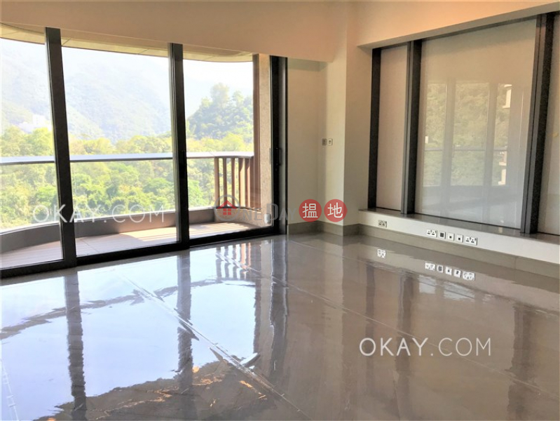 Lovely 4 bedroom on high floor with balcony & parking | Rental | 8 Deep Water Bay Road 深水灣道8號 Rental Listings