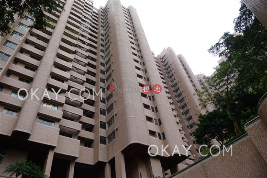 Stylish 3 bedroom with balcony & parking | Rental | Parkview Corner Hong Kong Parkview 陽明山莊 眺景園 Rental Listings