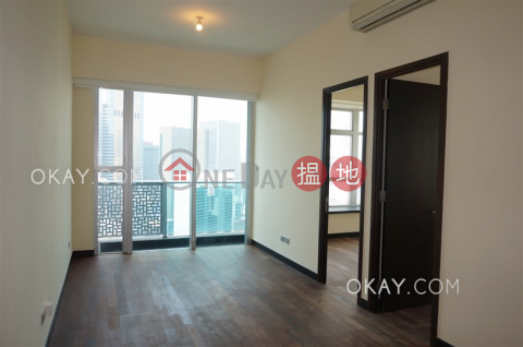 Gorgeous 2 bedroom on high floor with balcony | For Sale|J Residence(J Residence)Sales Listings (OKAY-S68406)_0