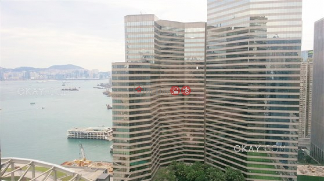 Unique 2 bedroom on high floor with harbour views | Rental | Convention Plaza Apartments 會展中心會景閣 Rental Listings