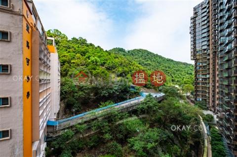 2房1廁,星級會所,露台《新翠花園 1座出租單位》 新翠花園 1座(Block 1 New Jade Garden)出租樓盤 (OKAY-R316624)_0